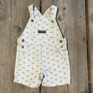 Hilfiger Overall Shorts